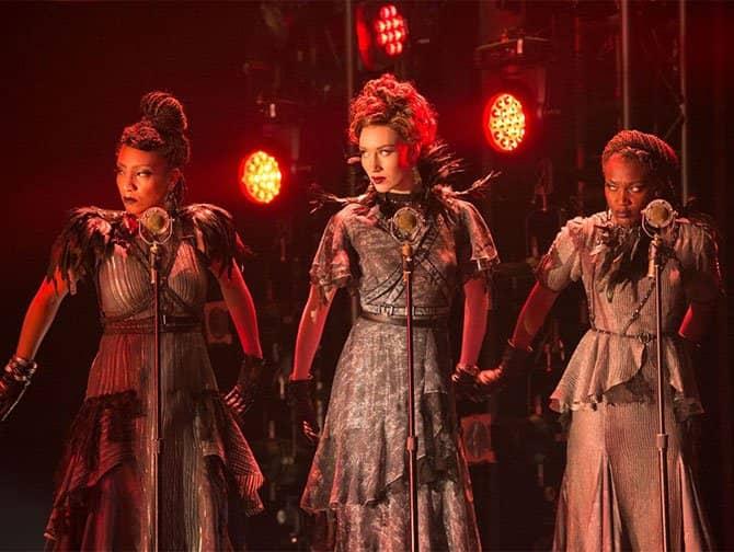 Tickets para Hadestown en Broadway - Tres Moiras