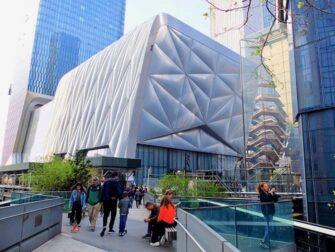 Hudson Yards en Nueva York - The Shed