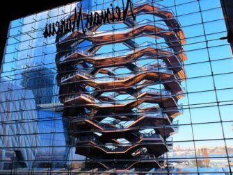 Hudson Yards en Nueva York - Vessel