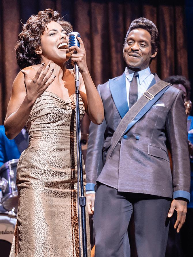 Tickets para The Tina Turner Musical en Broadway - Tina y Ike