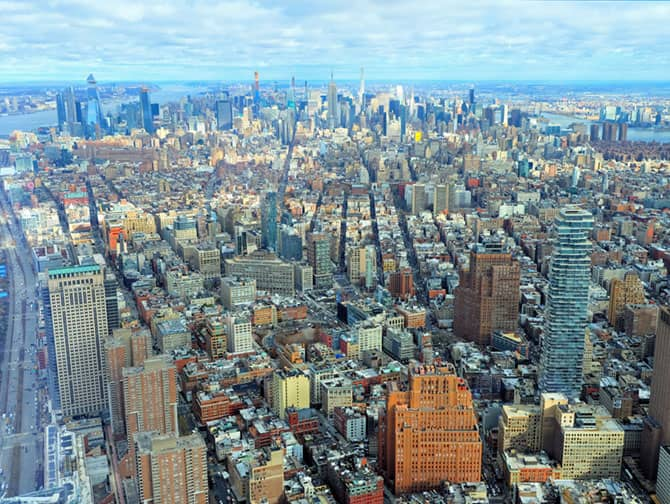 Diferencias entre el New York Sightseeing Flex Pass y el Sightseeing Day Pass - One World Observatory