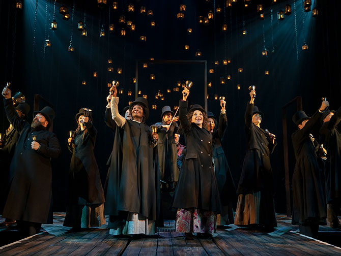 Tickets para A Christmas Carol en Broadway - Elenco