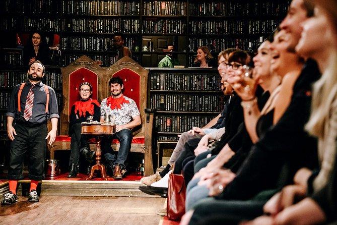 Tickets para Drunk Shakespeare en Nueva York - Espectadores