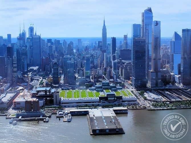 Vuelo en helicóptero por Nueva York - Volar sobre el Hudson