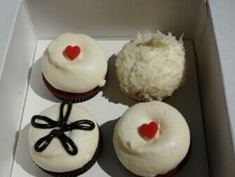 Dia de la Madre en Nueva York - Georgetown Cupcake