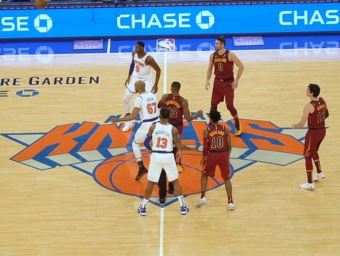 Tickets para los New York Knicks