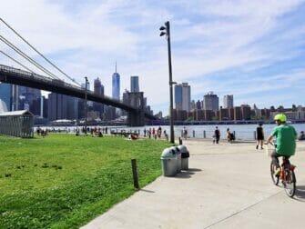 Ecoturismo en Nueva York - Bicicleta en Brooklyn