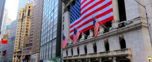 Lower Manhattan and the Financial District en Nueva York