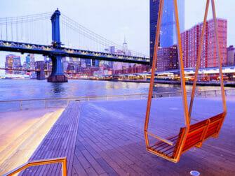 Lower East Side en Nueva York - Pier 35