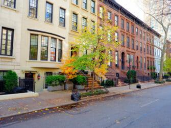 Upper East Side en Nueva York - Houses