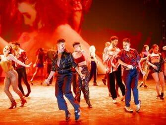 Tickets para West Side Story en Broadway - Baile