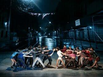 Tickets para West Side Story en Broadway - Lucha familiar