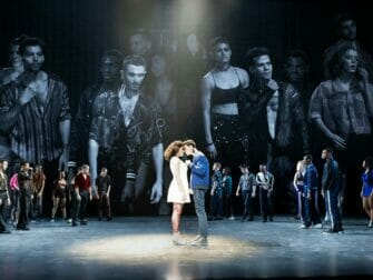 Tickets para West Side Story en Broadway - Amor