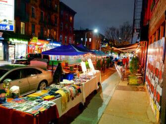 Williamsburg en Brooklyn - Bedford Avenue