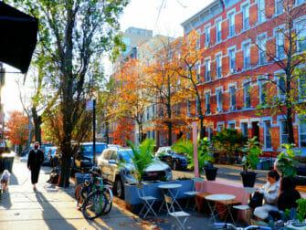 Williamsburg en Brooklyn - Vida callejera