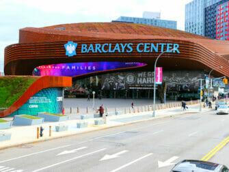 Brooklyn en Nueva York - Barclays Center