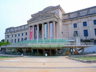 Brooklyn en Nueva York - Museo