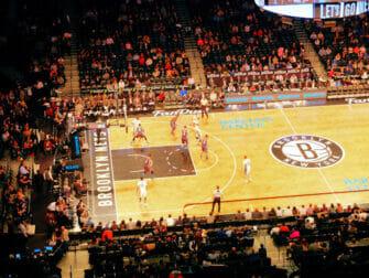 Brooklyn en Nueva York - Deportes