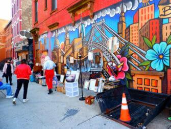 Brooklyn en Nueva York - Calle