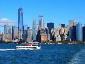 Circle Line crucero Harbor Lights en Nueva York