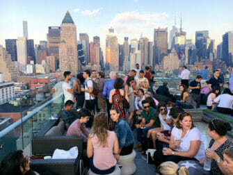 Hell's Kitchen en Nueva York - Vida nocturna