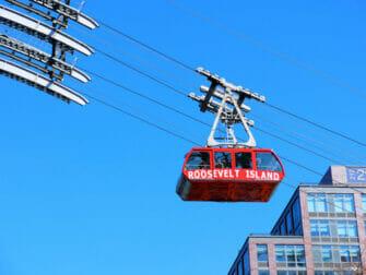 Long Island City en NYC - Roosevelt Island Tram