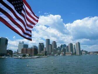 Pases para atracciones en Boston - En el agua