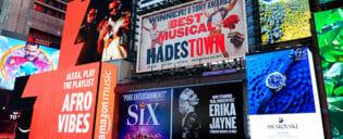 Traducciones de los musicales de Broadway