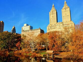 Localizaciones de películas en Nueva York - Central Park