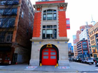 Localizaciones de películas en Nueva York - Los cazafantasmas