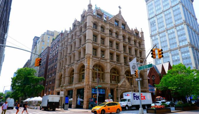 Fotografiska en Nueva York - Ubicación en Park Avenue