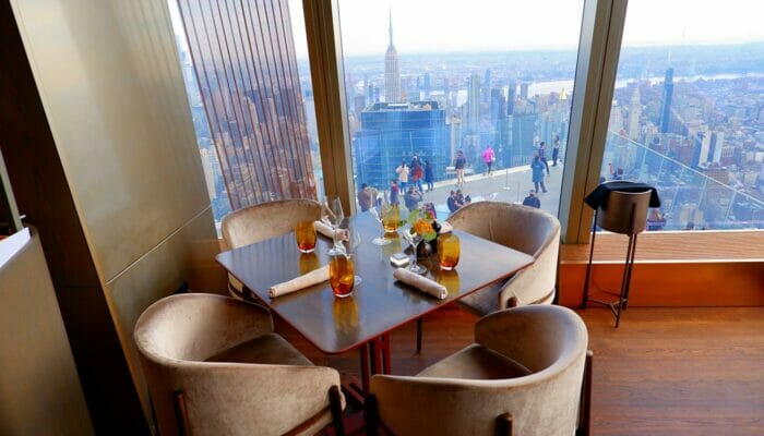 Almuerzo en Nueva York - Peak