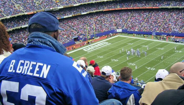 Fútbol americano NFL en Nueva York