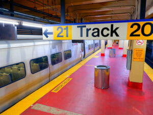 Penn Station en Nueva York