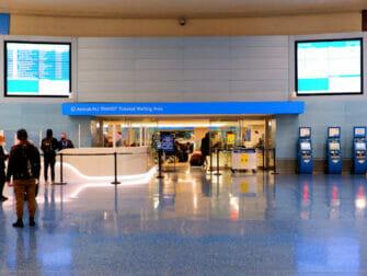 Penn Station en Nueva York - Tickets