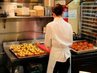Los mejores donuts de Nueva York - Dominique Ansel Bakery Inside