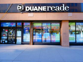 Supermercados en Nueva York - Duane Reade