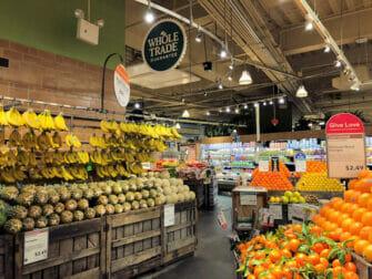 Supermercados en Nueva York - Whole Foods