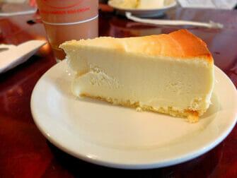 Los mejores cheesecakes de Nueva York - Junior's