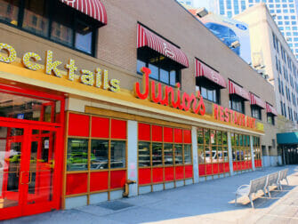 Los mejores cheesecakes de Nueva York - Junior's Brooklyn