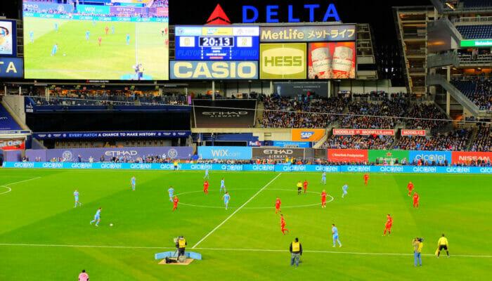 Fútbol MLS en Nueva York