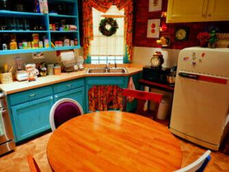 The FRIENDS Experience en Nueva York - Cocina de Monica