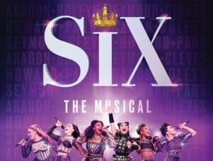 Tickets para SIX en Broadway