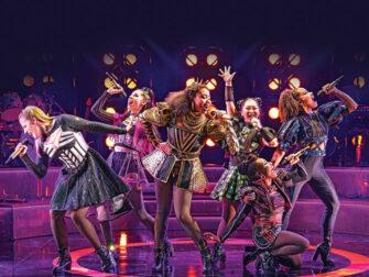 Tickets para SIX en Broadway - Elenco