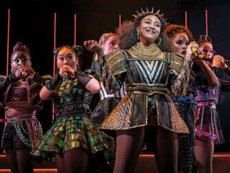Tickets para SIX en Broadway - El espectáculo