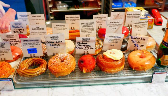 Los mejores donuts de Nueva York - The Doughnut Project