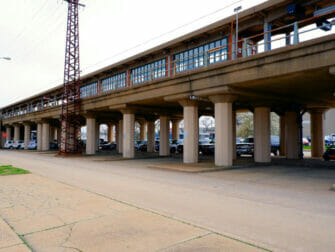 Long Island Rail Road (LIRR) en Nueva York - Estación