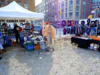 Mercadillos en Nueva York - Williamsburg Flea Market