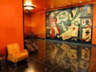 Radio City Music Hall en Nueva York - Art déco