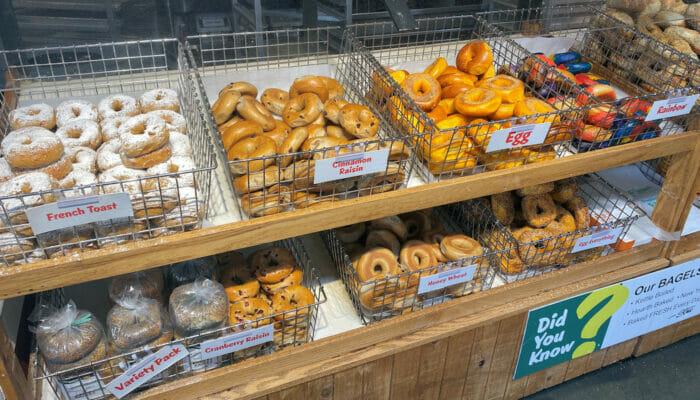Los mejores bagels de Nueva York - Russ and Daughters- Supermercado